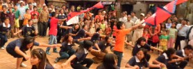 Flashmob in Nepal